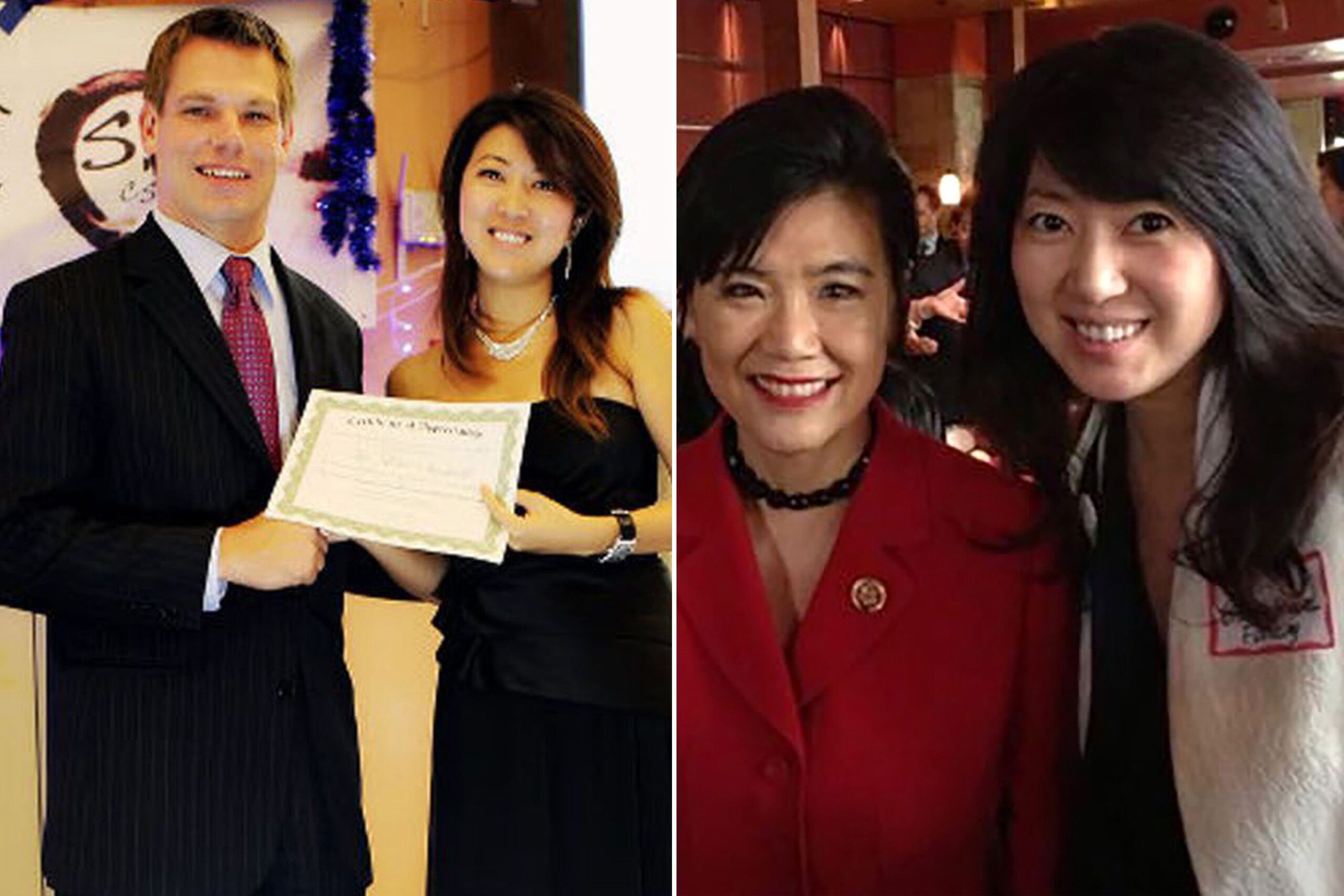 Two mayors engage in relationships with Chinese spy.